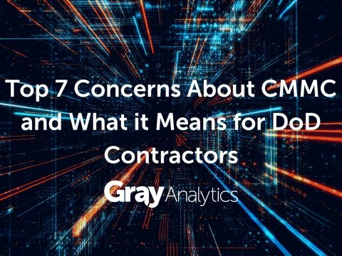 Top 7 Concerns About CMMC and What it Means for DoD Contractors
