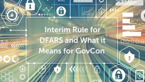 Interim Rule for DFARS