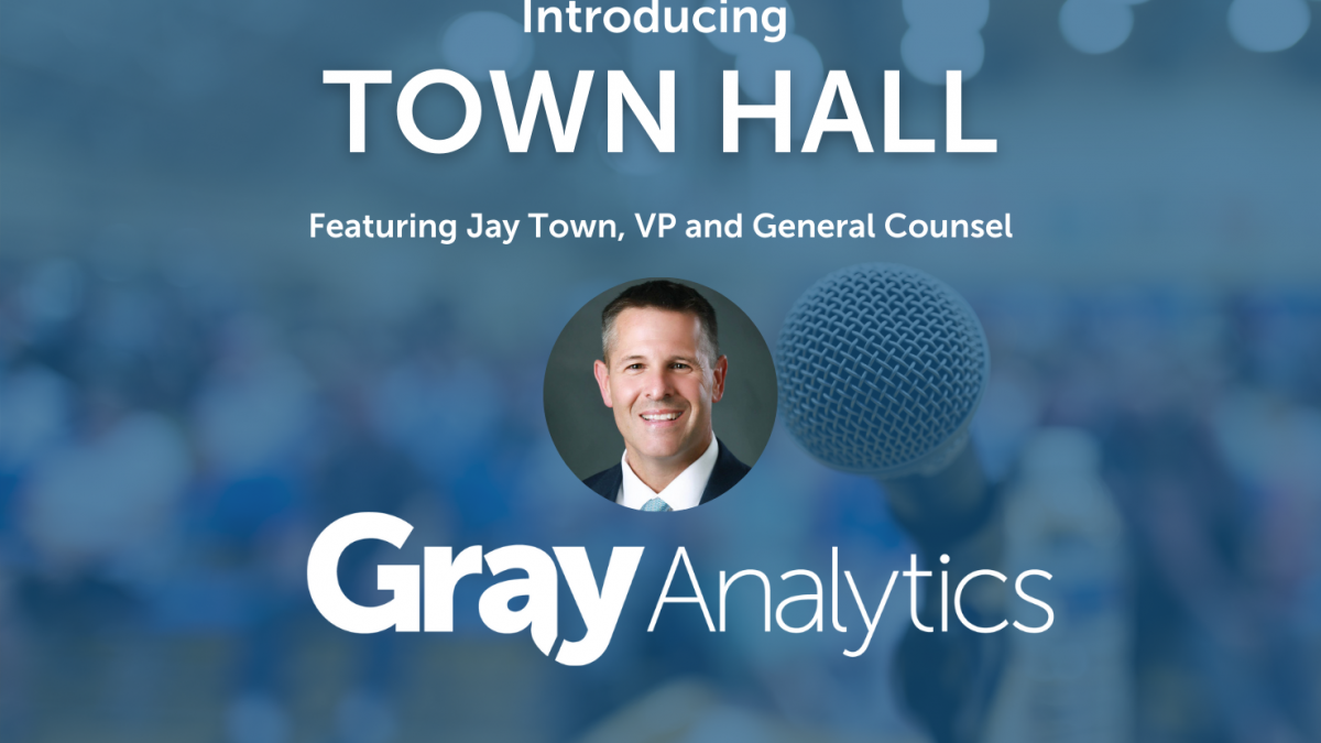 Town Hall with Gray Analytics